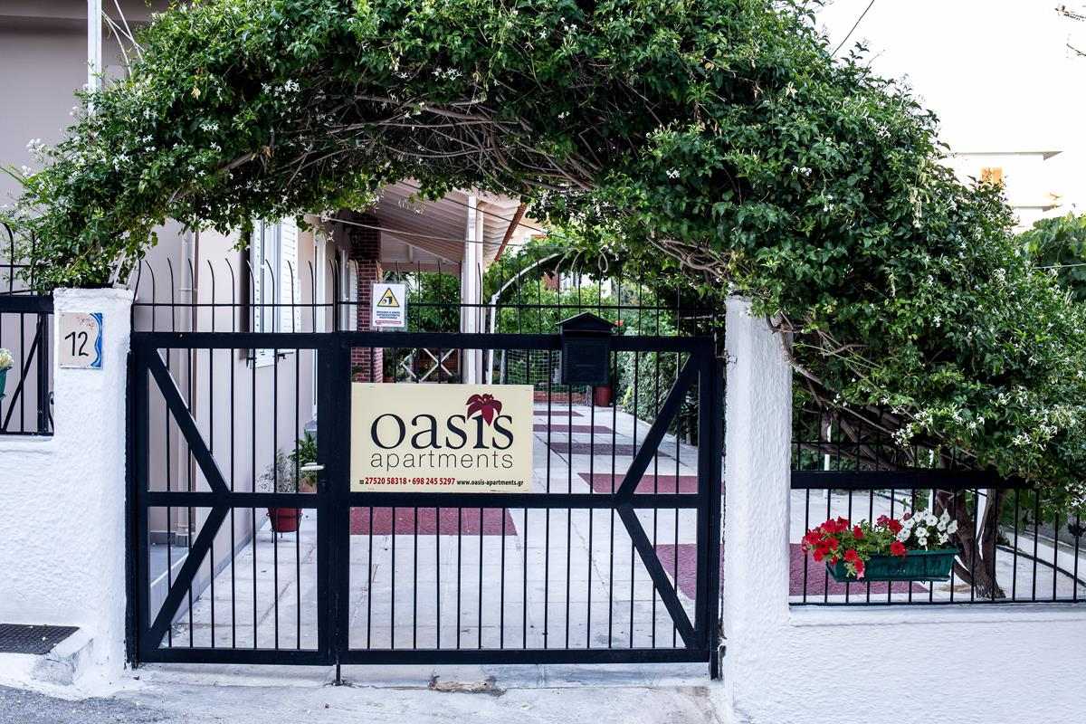 διαμονή στο τολό - Oasis Apartments