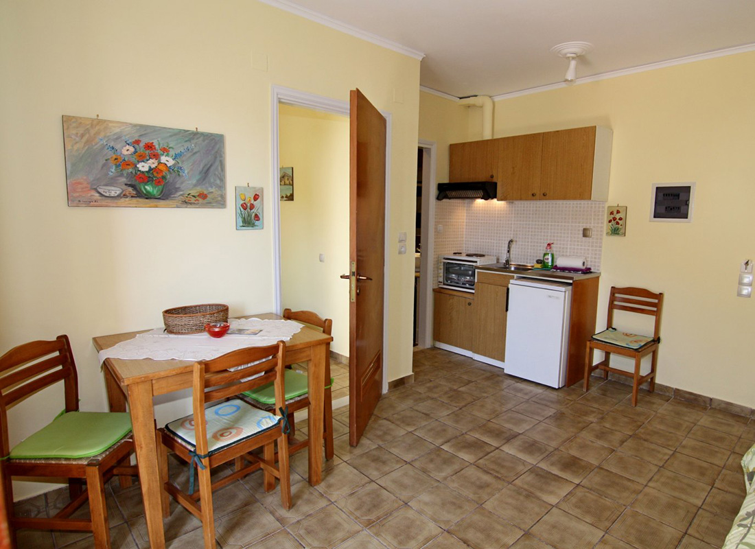 οικογενειακα διαμερισματα τολο - Oasis Apartments
